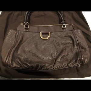❤️ Beautiful New Gucci Brown Leather Purse 👜